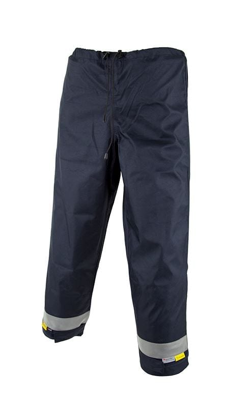 Zetel Arcsafe Trousers Navy With Reflective Tape
