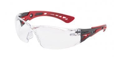Bolle Safety Eyewear Rush Plus Platinum