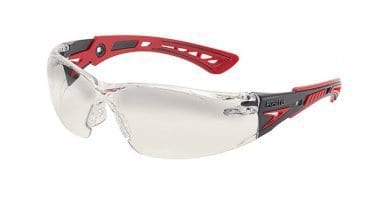 Bolle Safety Eyewear Rush Plus Contrast Lens