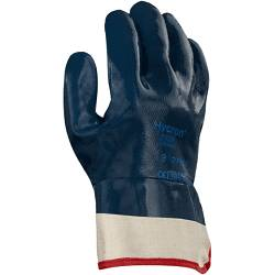 Ansell Glove Hycron 27-805 Nitrile Full Coat Safety (Pack of 12)