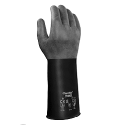 Ansell Glove Chemtek 38-514 Butyl Chemical
