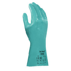 Ansell Glove Sol-Knit 39-124 Chemical