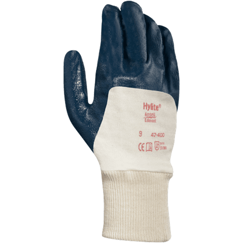 Ansell Glove Hy-Lite Nitrile 3/4 Coat