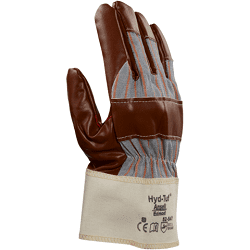 Ansell Glove Hyd-Tuf Candy Back Safety Cuff
