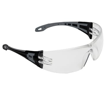 Paramount General Safety Glasses Anti Fog Clear
