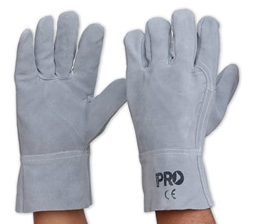 Glove All Chrome Leather Heavy Duty(Pack of 12)