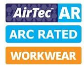 airtec arc rated workwear