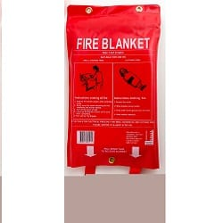 Fire Blanket 1.8 x 1.2Mtrs
