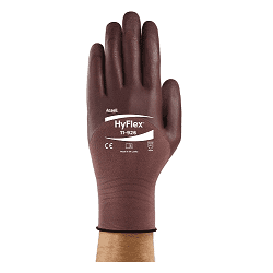 Ansell Glove Hyflex 11-926 Nitrile 3/4 Coat C1