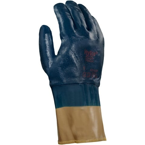 Ansell Glove Hy-Lite Nitrile Full Coat Safe