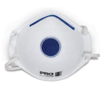 Respirator P2 With Valve 12 Pack