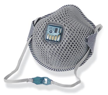 Pro-Mesh Respirator P2 With Valve & Carbon Filter
