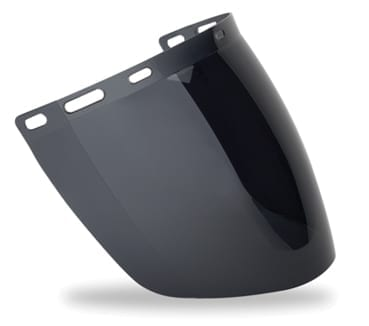 Smoke Polycarbonate Visor To Suit BG and HHBGE