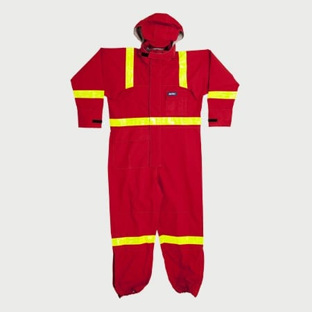 Chemical Suit Coverall Splash Protection