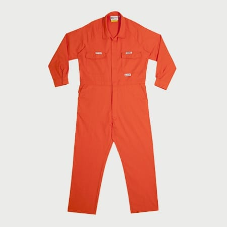 Airtec Flame Resistant HRC1 Coveralls – Inherent Fabric