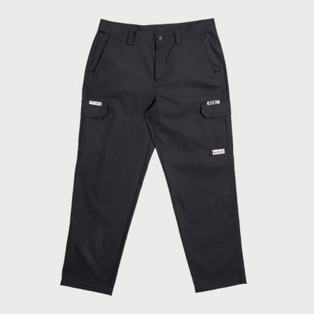 Trousers FR HRC2 (ATPV8) Navy Non Reflective – Inherent Fabric