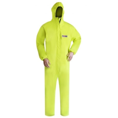 Breathable Waterproof Spray Coveralls