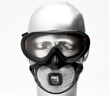 Filter Spec PRO Goggle & Mask Combo P2