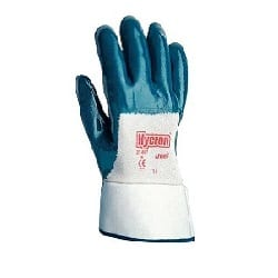 Ansell Glove Hycron 27-607 Nitrile 3/4 Coat Safety
