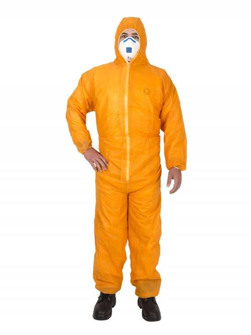 Coverall Frontier Polypropylene