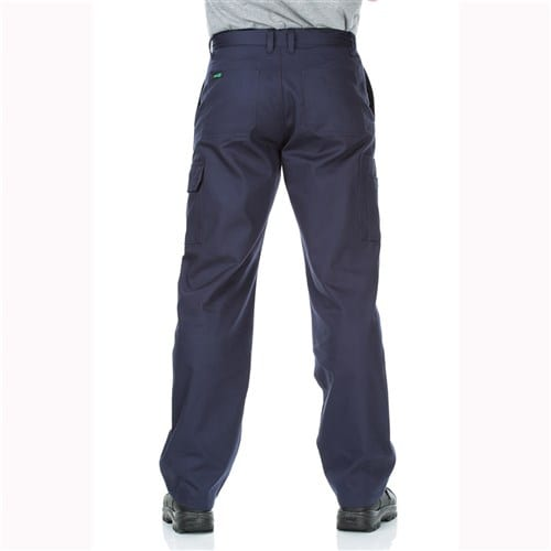 Lightweight Cotton Drill Cargo Pants