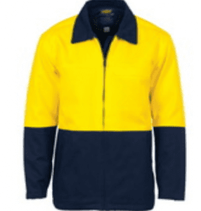 HiVis Two Tone Drill Jacket