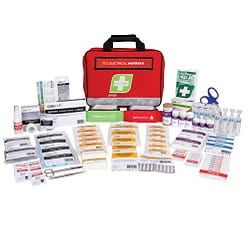 First Aid Kit R2 Electrical Workers Kit Soft Pack