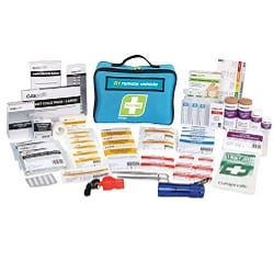 First Aid Kit R1 Remote Vehicle Soft Pack