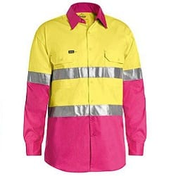 Men's 3M Taped Hi Vis Cool Light Weight Shirt