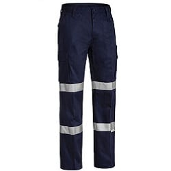 3M Biomotion Double Taped Cotton Drill Work Cargo Pant