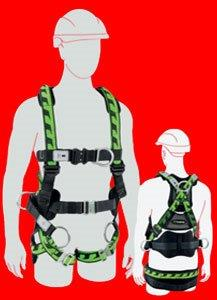 aircore tower worker harness
