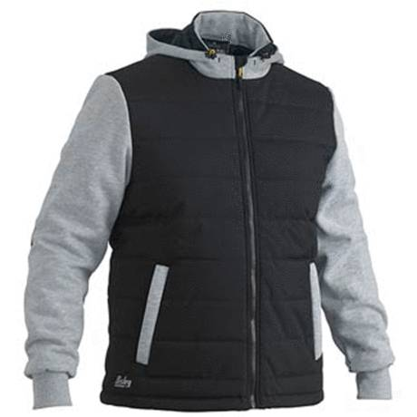 Puffer Fleece Jacket