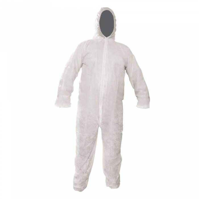 CovTech Basic Disposable Coverall