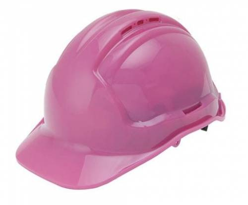 National Breast Cancer Foundation Zero Hard Hat