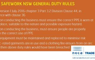 Safework NSW blog Safety Specialists