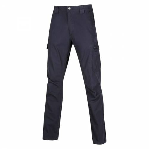 Cotton Canvas Narrow Cargo Pants