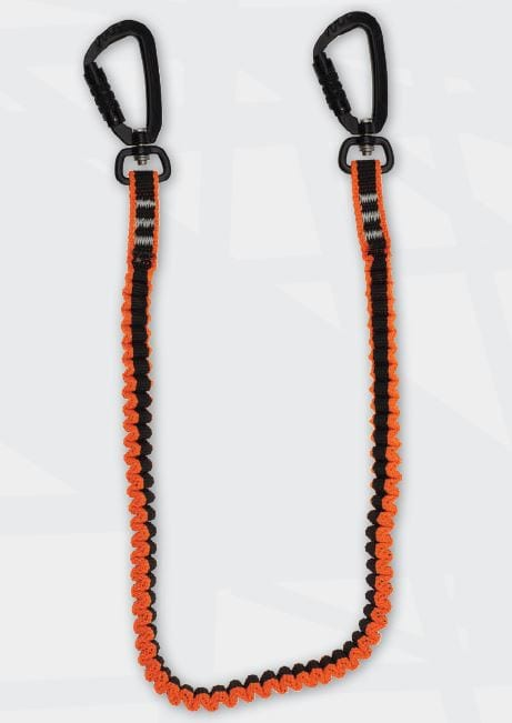 LINQ Tool Lanyard with 2x Double Action Karabiners