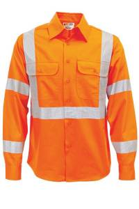 NSW Rail Compliant - Maxcool Shirt with Cross Back