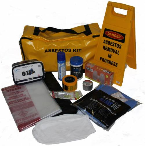 Asbestos Removal Kit - Intermediate