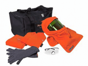 ArcSafe T9 Arc Flash Switching Jacket & Trousers Kit