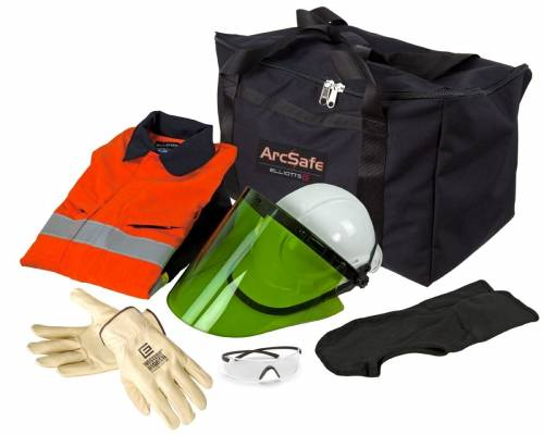ArcSafe T9 Coverall Low Energy Arc Flash Switching Kit
