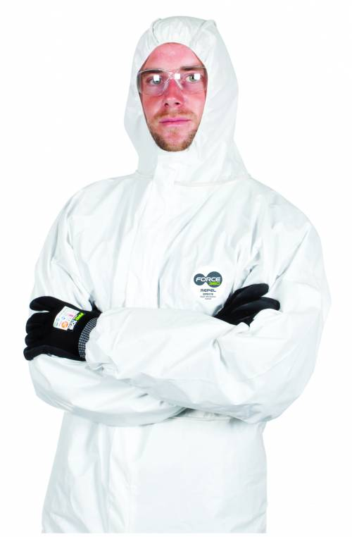 Force 360 DEFENDER Coverall Disposable (50 per carton)