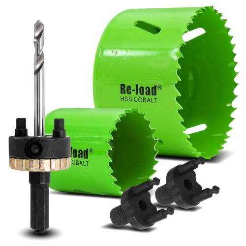 Holesaw Re-Load Downlight Installation Kit